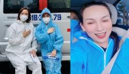 Xác minh thông tin Việt Hương đưa Phi Nhung rời bệnh viện, hé lộ tình trạng bệnh hiện tại