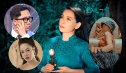 Trấn Thành, Nhật Kim Anh, Lệ Quyên nhận 'gạch đá' khi Phi Nhung mất