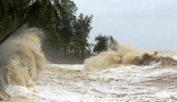 Cập nhật tin bão mới nhất, cơn bão số 8: Bão hướng vào Thanh Hóa - Quảng Bình