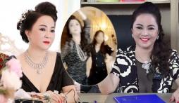 Rò rỉ clip quay lén về bà Phương Hằng, vô tình lộ nữ đại gia có thú vui rất 'quái'
