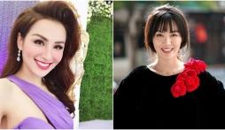 Hoa hậu Diễm Hương nhận chỉ trích vì nghi lợi dụng Hoa hậu Thu Thủy để kiếm lời