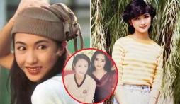 Hoa hậu Giáng My có lép vế trong lần duy nhất đọ sắc với 'đệ nhất mỹ nhân TVB' Lê Tư?