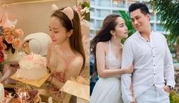 Quỳnh Nga khiến dân tình bối rối vì màn khoe đường cong táo bạo trong ngày sinh nhật