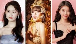 7 mỹ nhân Kpop giàu có nhất năm 2021: Lisa, Yoona vẫn chưa đủ sức vượt qua loạt tên tuổi này