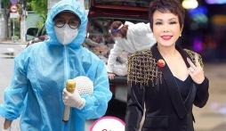 Việt Hương bị đào lại phát ngôn bất nhất giữa 'biến căng' sao kê từ thiện bao trùm showbiz Việt