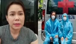 Việt Hương lòng đầy bất an giữa lúc miệt mài từ thiện và bị cuốn vào 'vòng xoáy sao kê'