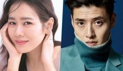 Son Ye Jin có duyên với Triều Tiên khi vừa thành đôi cùng Hyun Bin nay lại 'tranh quyền đoạt thế' với trai đẹp