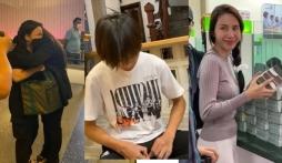 Sao Việt 11/10: Việt Hương nức nở về hoàn cảnh Hoài Linh, Hồ Văn Cường cảm ơn bà Phương Hằng khi vừa nhận tiền