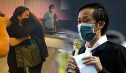 Việt Hương nức nở tiết lộ về hoàn cảnh của Hoài Linh sau khi vừa đưa tro cốt Phi Nhung về Mỹ