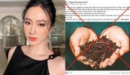 Angela Phương Trinh khoe ăn 'phở giun đất' chống Covid-19 hậu bị VTV 'cảnh báo'