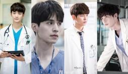 9 nam thần Kbiz khoác blouse trắng: Ahn Hyo Seop, Lee Dong Wook, Lee Jong Suk khiến fan muốn 'khám bệnh' luôn