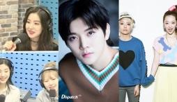 4 idol Kpop không sợ Kbiz: Amber f(x) 'xù lông' vì Sulli, Ren (NU'EST) 'khịa' MC, Taeyeon 'tia giùm' Red Velvet