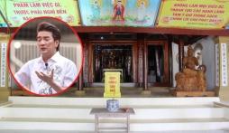 Đàm Vĩnh Hưng chịu chỉ trích vì dùng tiền từ thiện sai mục đích: Trụ trì chùa lên tiếng