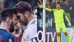 Tin bóng đá 20/07: Sergio Ramos có động thái bất ngờ với Messi, báo Trung Quốc lớn tiếng chê Việt Nam nghèo