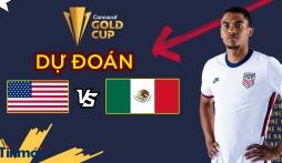 Dự đoán kết quả Mỹ vs Mexico, 07h30 ngày 02/08: Chung kết Cúp vàng CONCACAF