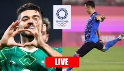 Trực tiếp Mexico vs Nhật Bản, link xem trực tiếp Mexico vs Nhật Bản: 16h00 ngày 06/08