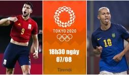 Nhận định Brazil vs Tây Ban Nha, 18h30 ngày 07/08: Huy chương vàng đổi chủ