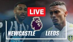 Trực tiếp Newcastle vs Leeds, link xem trực tiếp Newcastle vs Leeds: 02h00 ngày 18/09