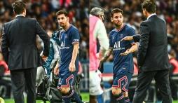 Biến lớn tại PSG: Messi thái độ cực căng với HLV Pochettino, khiến ông thầy bẽ mặt trước vạn CĐV