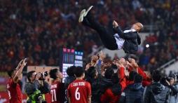 ĐT Việt Nam bảo vệ ngôi vương AFF Cup 2020: HLV Park Hang-seo sẽ dùng đội hình U22 xưng vương Đông Nam Á?