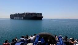 Toàn cảnh thế giới 24h ngày 14/7: Tàu Ever Given trở lại hành trình, Israel tăng 3 mũi tiêm Pfizer
