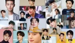 25 nam thần đẹp trai nhất xứ Hàn: Lee Min Ho, Huyn Bin, Song Joong Ki đều bị các đàn em cho 'hít khói'