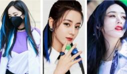 10 mỹ nhân Cbiz chơi tóc highlight: Dương Mịch đích thị bà trùm, Nhiệt Ba 'ngầu lòi', lạ nhất là thần tiên tỉ tỉ