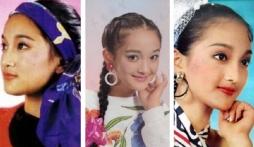 Lộ ảnh Châu Tấn thời là 'nữ hoàng ảnh lịch' 30 năm trước