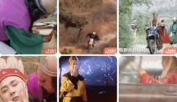 10 cảnh hậu trường hài 'té ghế' của Tây Du Ký: Tôn Ngộ Không nhả khói điêu luyện, Đường Tăng bị đá hậu, Bát Giới tổ lái...