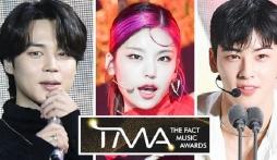 BTS vượt mặt Super Junior, càn quét giải thưởng tại The Fact Music Awards 2021