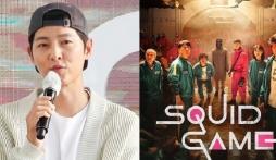 Song Joong Ki bị Squid Game gây áp lực