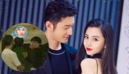 Huỳnh Hiểu Minh, Angela Baby 'vả mặt' tin đồn ly hôn cực khét