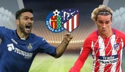 Nhận định Getafe vs Atletico Madrid (00h30, 22/09) vòng 6 La Liga: 'Song sát' Suarez - Griezmann tái hợp