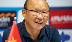 HLV Park Hang Seo nói gì sau kết quả bốc thăm AFF Cup 2020?