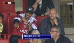 Huyền thoại Henry, tỷ phú yêu 'Pháo thủ' & sao Hàn đóng phim Marvel gây chú ý khi dự khán Arsenal đại thắng Tottenham