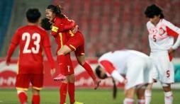 Đại thắng 7-0, ĐT nữ Việt Nam lập kỷ lục đáng kinh ngạc, hiên ngang giành vé dự Asian Cup 2022