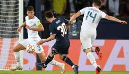 Messi và Donnarumma tỏa sáng rực rỡ, PSG đánh bại thuyết phục Man City trên sân nhà