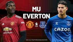 Nhận định Man Utd vs Everton (18h30, 2/10), vòng 7 Premier League: Thử thách tham vọng