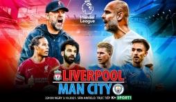 Nhận định Liverpool vs Man City (22h30, 3/10), vòng 7 Premier League: Đình cao Super Sunday