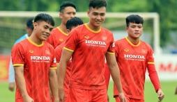 Lịch thi đấu giao hữu U22 Việt Nam trước thềm vòng loại U23 Châu Á 2022
