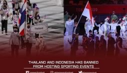 Nóng: Thái Lan và Indonesia bị phạt rất nặng, đá AFF Cup 2020 không được dùng quốc kỳ và tên nước