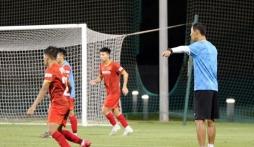 Thầy Park và 3 tuyển thủ hội quân cùng đội U22, chuẩn bị đá vòng loại U23 châu Á