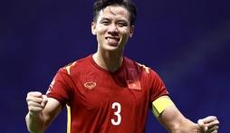 Quế Ngọc Hải cảm ơn người hâm mộ, tuyên bố giành điểm trước Nhật Bản