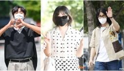 Dàn sao Hàn nô nức đến đài truyền hình: Lee Kwang Soo cực soái tựa Lee Min Ho, người đẹp T-ara gây bão