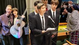 10 khoảnh khắc gây 'chấn động' toàn cầu của BTS trong chuyến thăm NYC