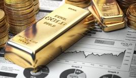 Giá vàng hôm nay 16/10: Tụt giảm trong phiên giao dịch cuối tuần