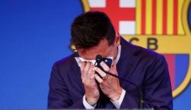 Được rao bán hơn 23 tỷ đồng, số phận chiếc khăn giấy lau nước mắt của Messi hiện giờ ra sao?