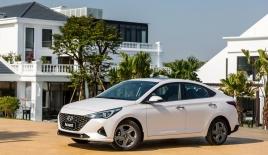 Giá xe Hyundai Accent mới nhất tháng 10/2021, sedan cỡ B bán chạy nhất thị trường Việt Nam