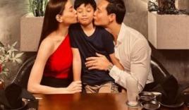 Ảnh chụp lén phơi bày mối quan hệ thật của Kim Lý và con trai riêng Hồ Ngọc Hà