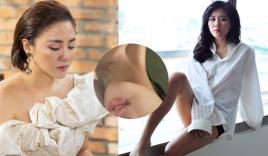Văn Mai Hương táo bạo khoe ảnh 'nóng' khiến dân tình 'đỏ mặt'